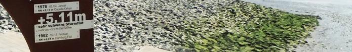 Küstenschutzmassnahmen in Büsum